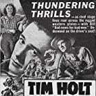 Tim Holt, Luana Walters, Lee 'Lasses' White, and Ray Whitley in Thundering Hoofs (1942)