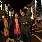 Jonathan Sherr and Itsuka in Love in Tokyo (2015)
