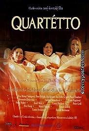 Quartétto Poster