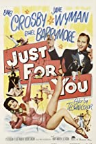 Just for You (1952) Poster