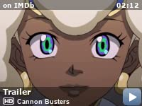 Cannon Busters Tv Series 2019 Imdb
