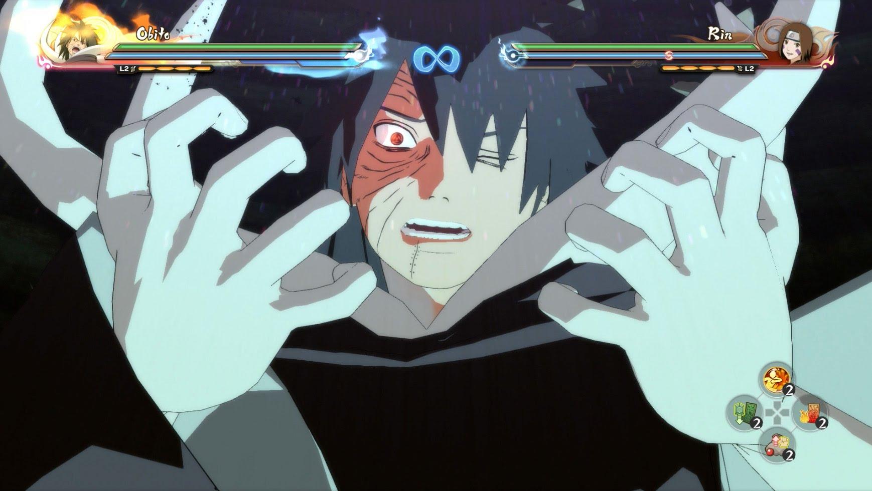 Naruto Shippûden: Ultimate Ninja Storm 4 (2016)