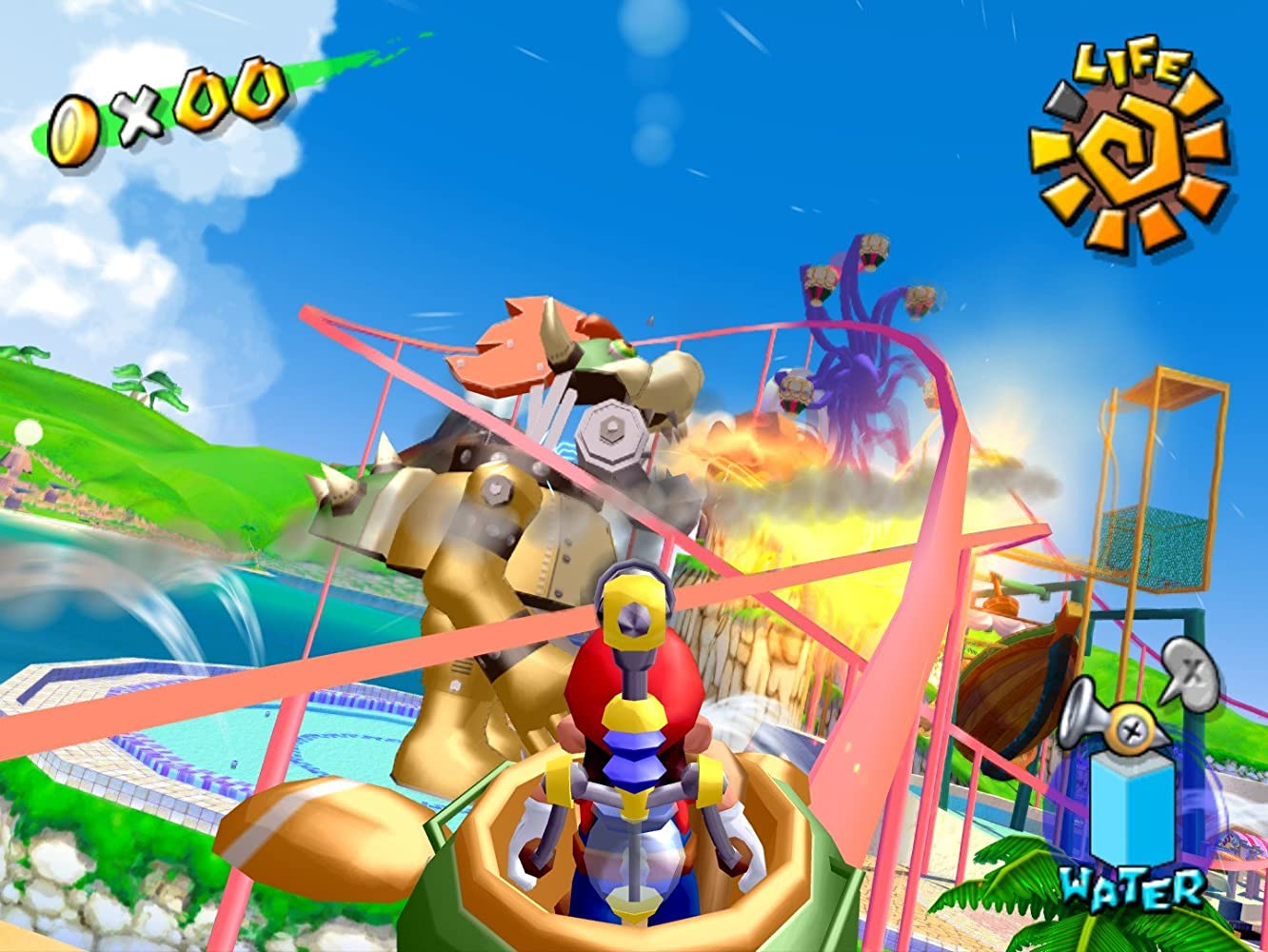 Super Mario Sunshine 2002