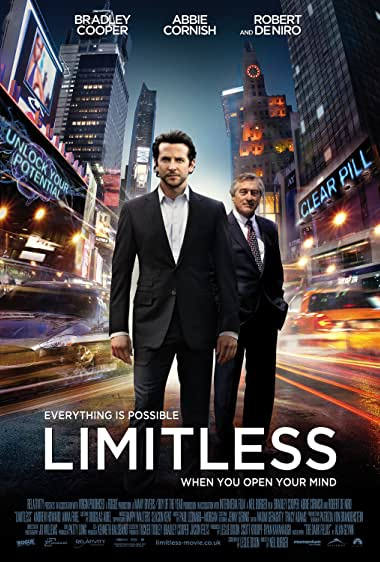 Limitless (2011) Hindi Dubbed