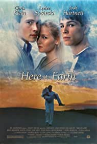 Josh Hartnett, Chris Klein, and Leelee Sobieski in Here on Earth (2000)