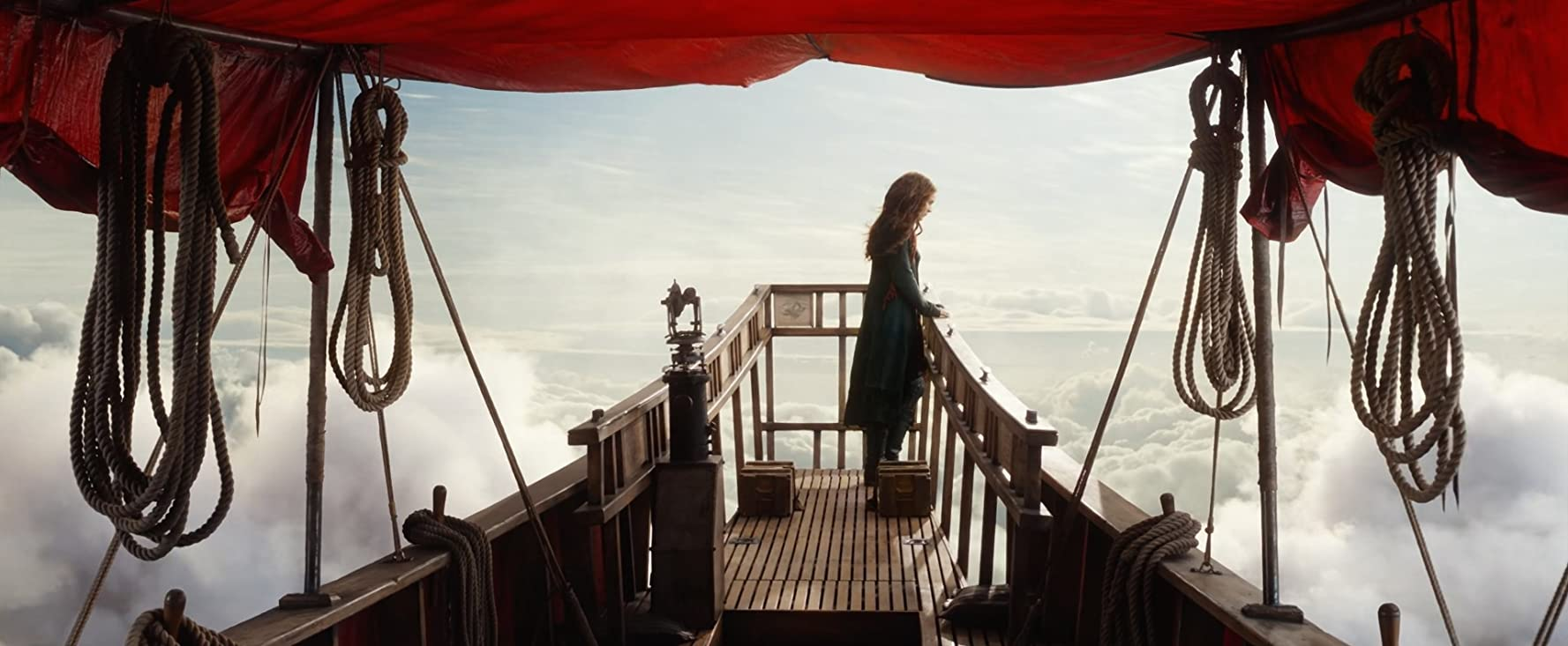 Hera Hilmar in Mortal Engines (2018)