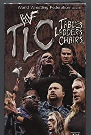 WWF: TLC - Tables Ladders Chairs Poster
