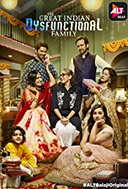 The Great Indian Dysfunctional Family Poster