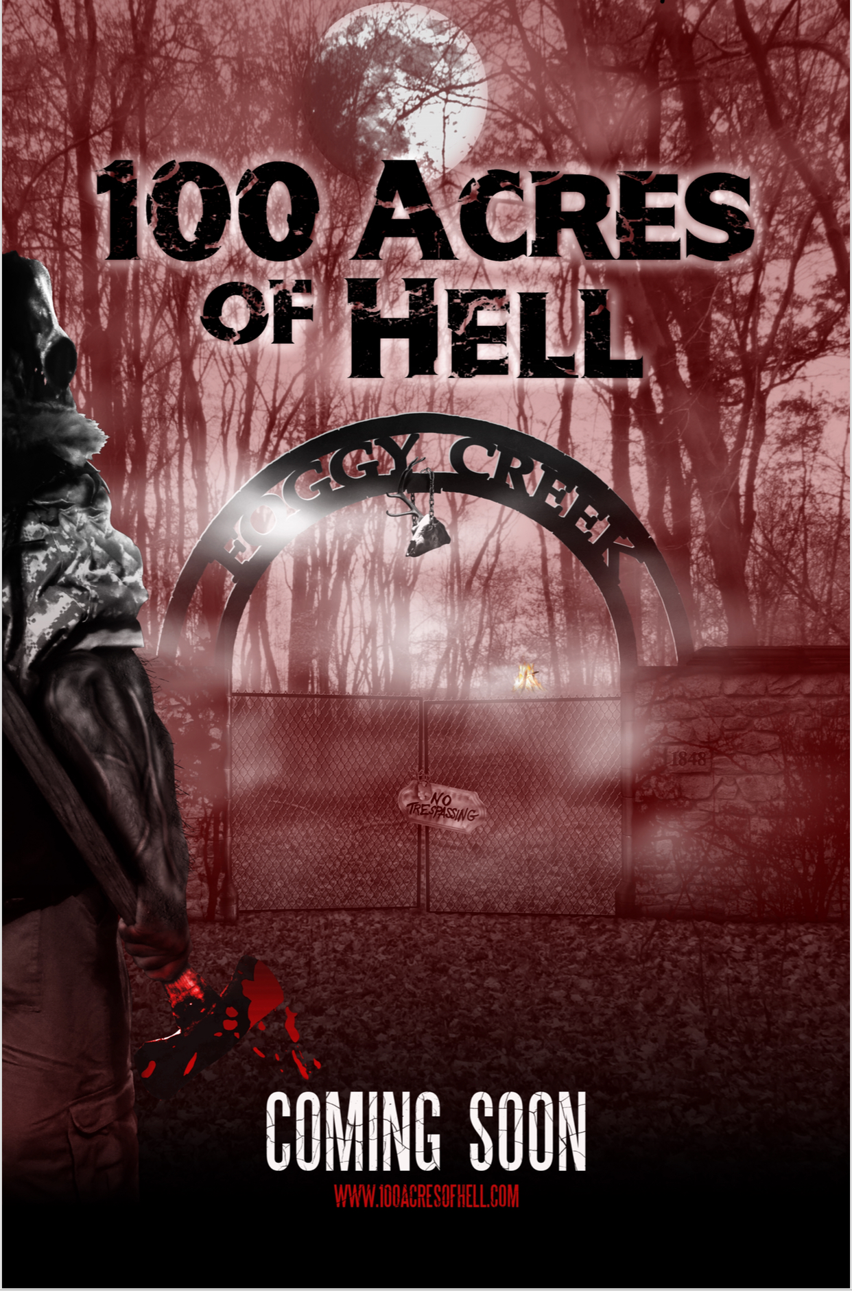 100 Acres Of Hell 2018