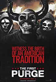 Watch Movie The First Purge (2018)