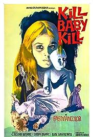 Kill, Baby... Kill! Poster