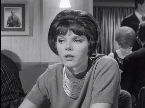 Samantha Eggar in The Saint (1962)