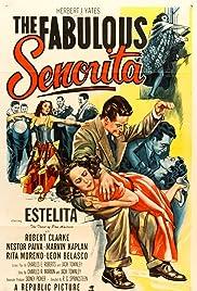 The Fabulous Senorita Poster