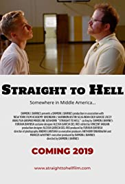 Straight to Hell Poster