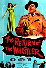 The Return of the Whistler Poster
