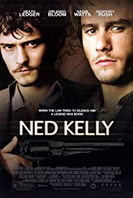 Heath Ledger and Orlando Bloom in Ned Kelly (2003)