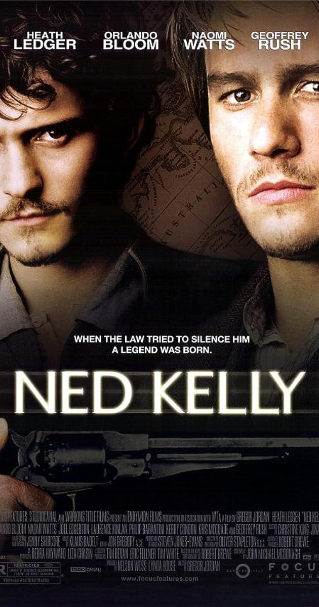 Subtitle of Ned Kelly