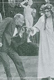 Inez Bauer and Walter McEwen in The Glory of Youth (1915)