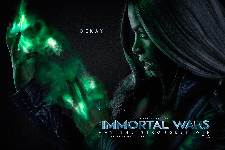 The Immortal Wars (2018), online subtitrat in limba Româna