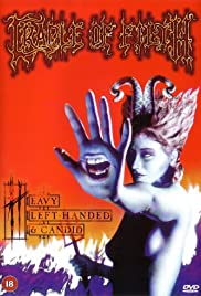 Cradle of Filth: Heavy Left-Handed & Candid Poster
