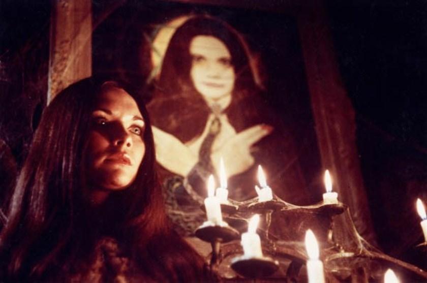 Candace Glendenning in Satan's Slave (1976)