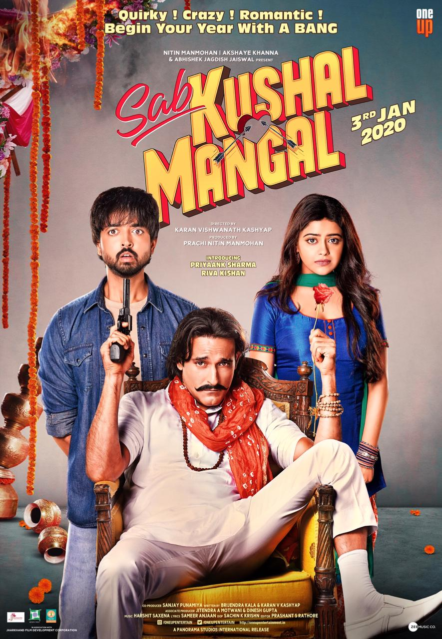Sab Kushal Mangal 2020 Hindi Movie 720p HDRip 900MB x264 AAC