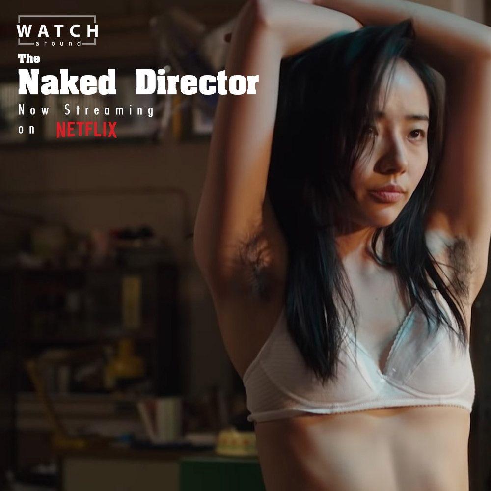 Misato Morita in The Naked Director (2019)