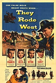 Primary photo for They Rode West