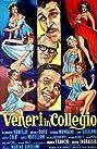 Veneri in collegio (1966) Poster