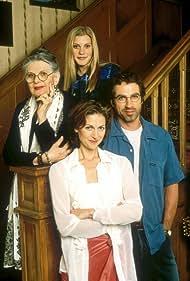 Harry Van Gorkum, Rae Allen, Susan Gibney, and Katee Sackhoff in The Fearing Mind (2000)