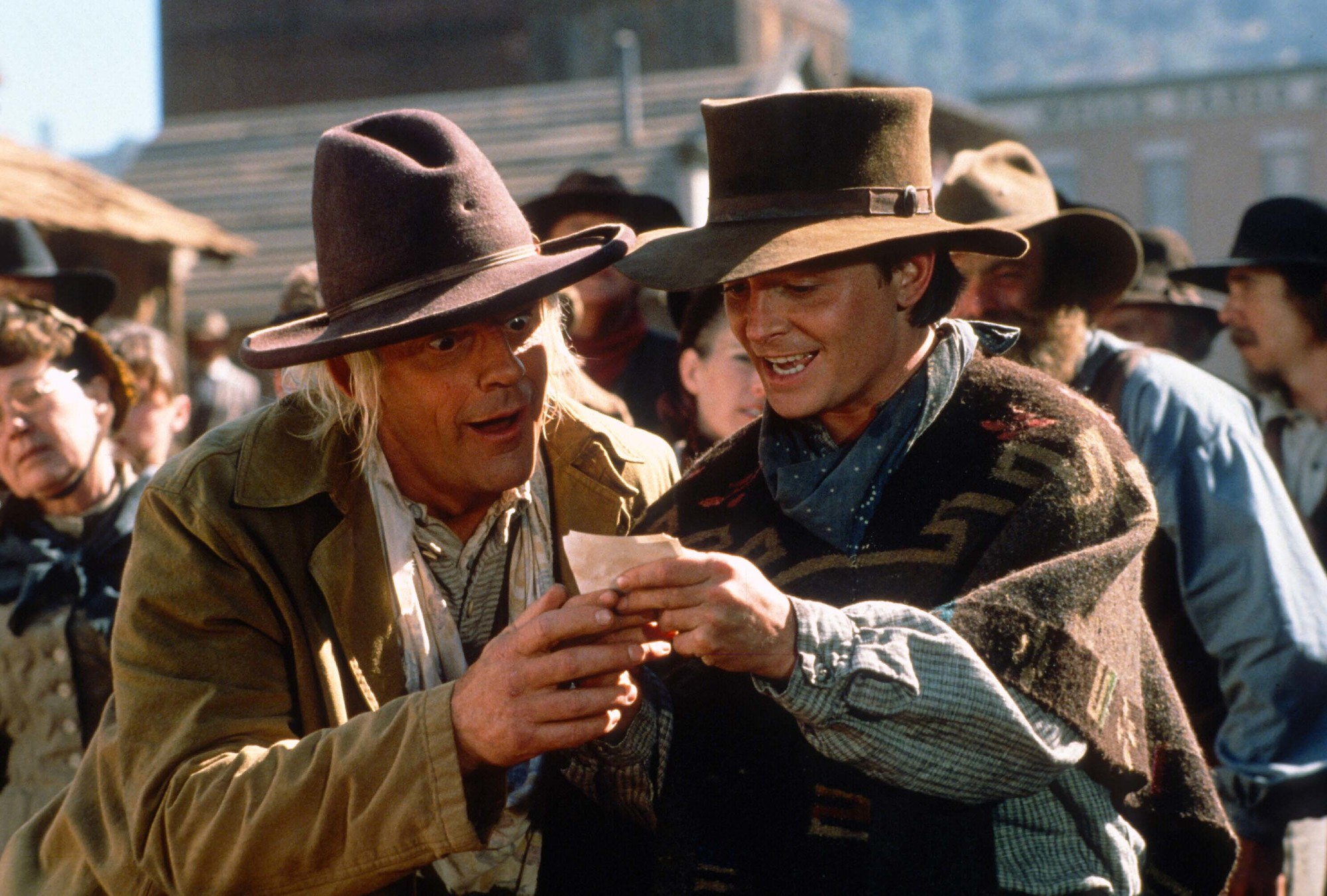 Image result for back to the future part III pics