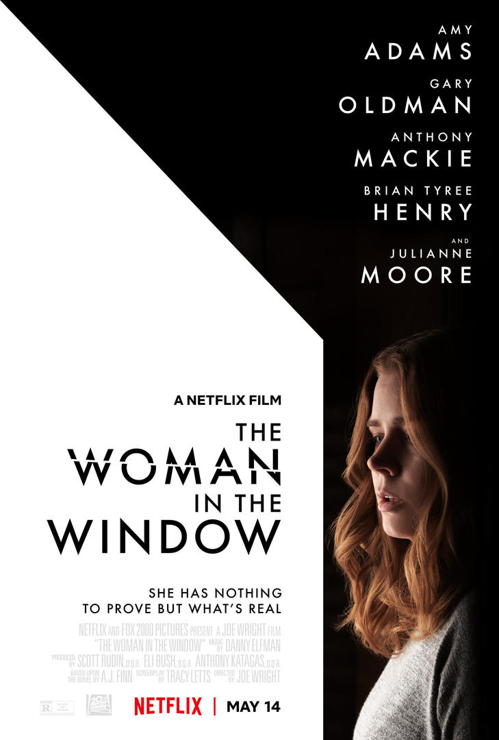 An agoraphobic woman living alone in New York begins spying on her new neighbors, only to witness a disturbing act of violence.