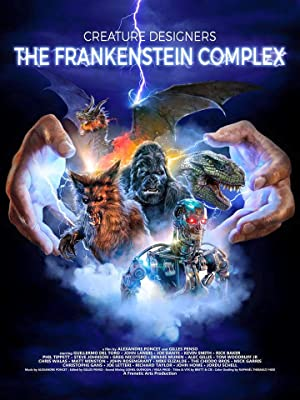 Where to stream Creature Designers - The Frankenstein Complex