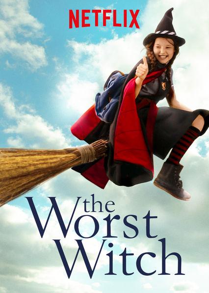 淘氣小女巫 (第4季) | awwrated | 你的 Netflix 避雷好幫手!