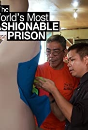 The World's Most Fashionable Prison Poster