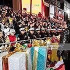 Erik Estrada at an event for 88th Annual Hollywood Christmas Parade (2019)