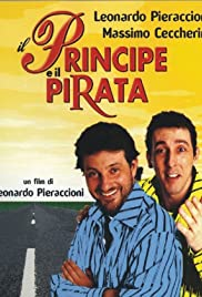 The Prince and the Pirate Poster
