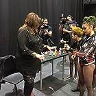 Abby Lee Miller, Maddie Ziegler, Mackenzie Ziegler, and Kalani Hilliker in Dance Moms (2011)