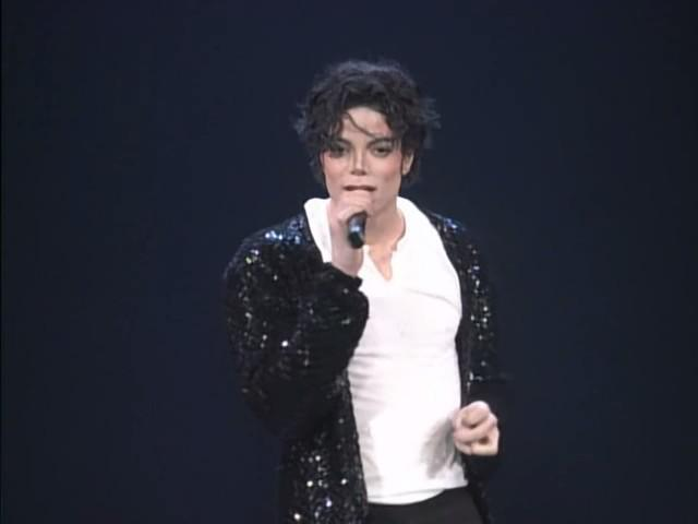 Michael Jackson Video Greatest Hits History 1995