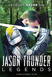 Jason Thunder: Legends Poster