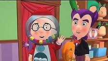 Halloween/Squeeze's Magic Show