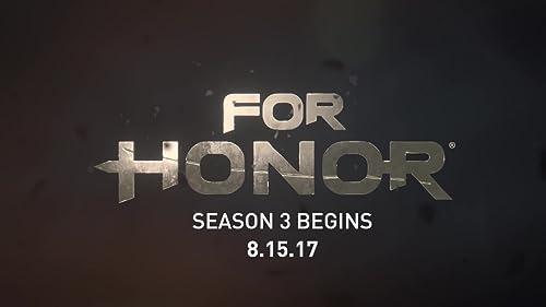 For Honor: Season 3: Grudge And Glory Gladiator Teaser