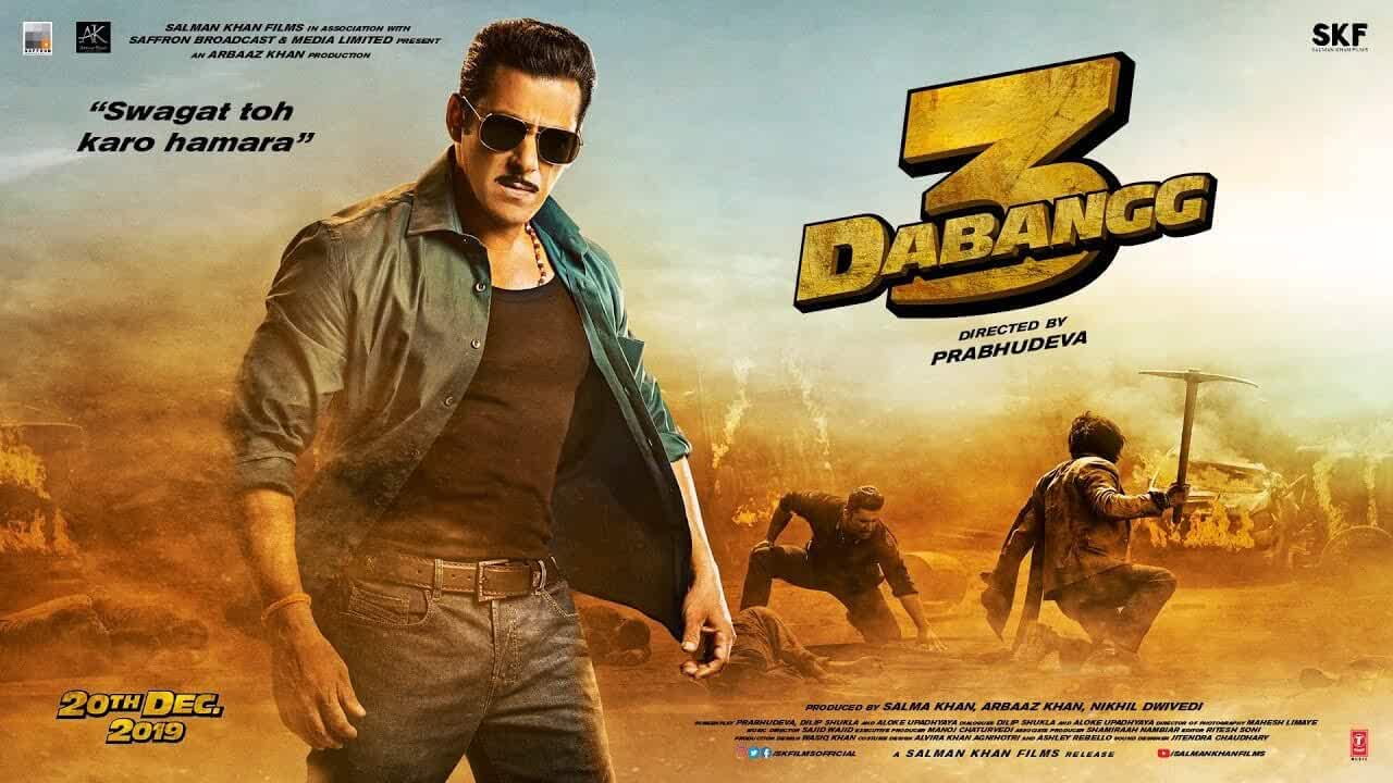 Dabangg 3 Latest Bollywood Movies
