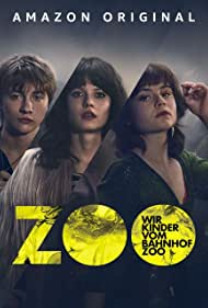 Jana McKinnon, Michelangelo Fortuzzi, and Lena Urzendowsky in Wir Kinder vom Bahnhof Zoo (2021)