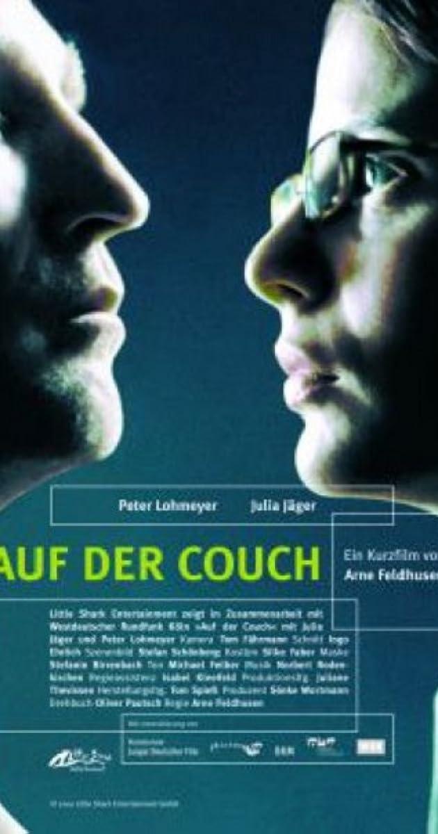 Hartes Analgeficke Auf Der Couch
