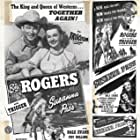 Roy Rogers, Dale Evans, Estelita Rodriguez, and Trigger in Susanna Pass (1949)