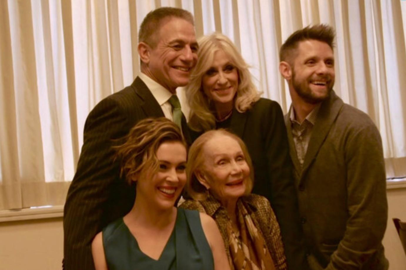 "EW Reunites"" The Cast of Who's the Boss? (TV Episode 2016) - IMDb"