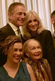Alyssa Milano, Tony Danza, Katherine Helmond, Danny Pintauro, and Judith Light in EW Reunites (2016)