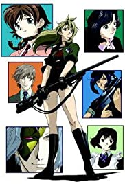 Madlax Poster