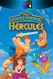 Disney's Animated Storybook: Hercules Poster